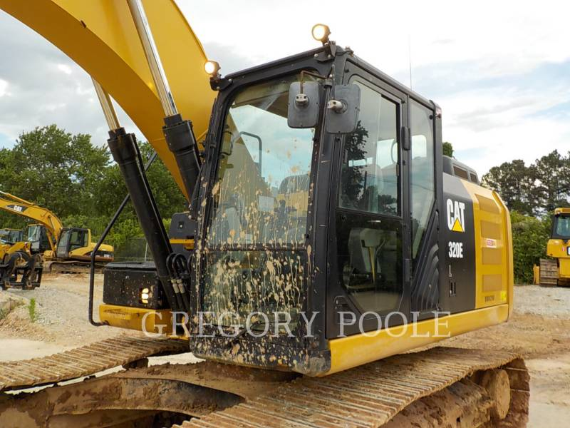 CATERPILLAR EXCAVADORAS DE CADENAS 320E L equipment  photo 2