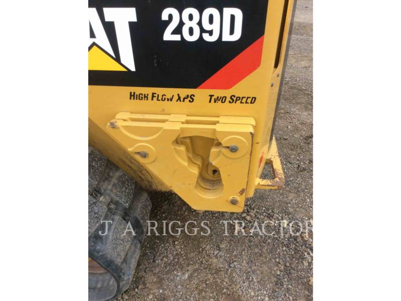 CATERPILLAR SKID STEER LOADERS 289D AH equipment  photo 19