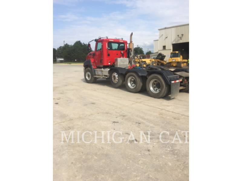 CATERPILLAR ON HIGHWAY TRUCKS CT660 TS15M18 equipment  photo 3