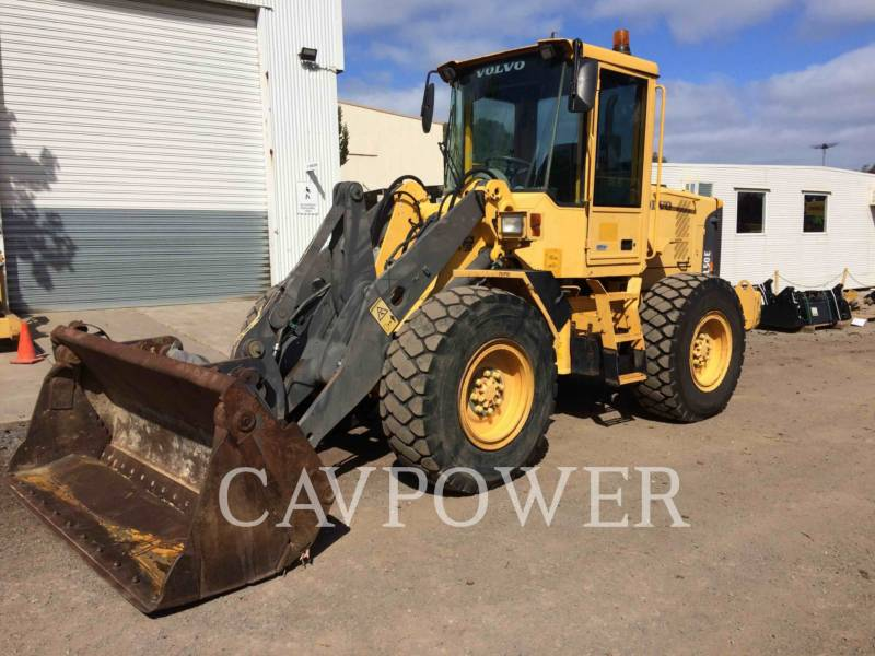 VOLVO CONSTRUCTION EQUIPMENT WHEEL LOADERS/INTEGRATED TOOLCARRIERS L50E equipment  photo 1