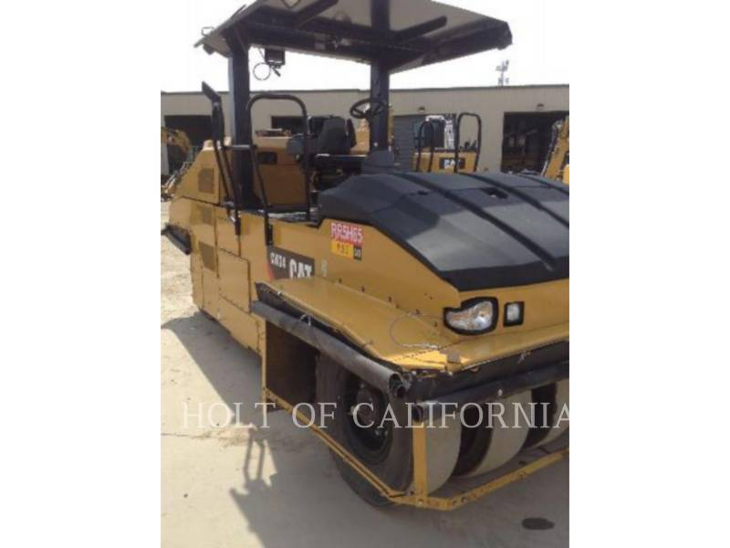 CATERPILLAR ASPHALT PAVERS CW34 equipment  photo 2