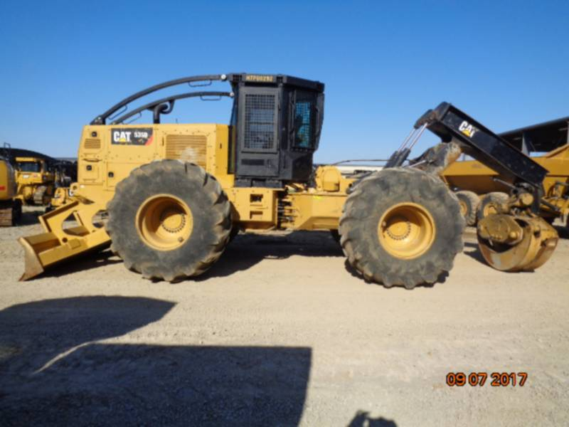 CATERPILLAR FORESTRY - SKIDDER 535D equipment  photo 4
