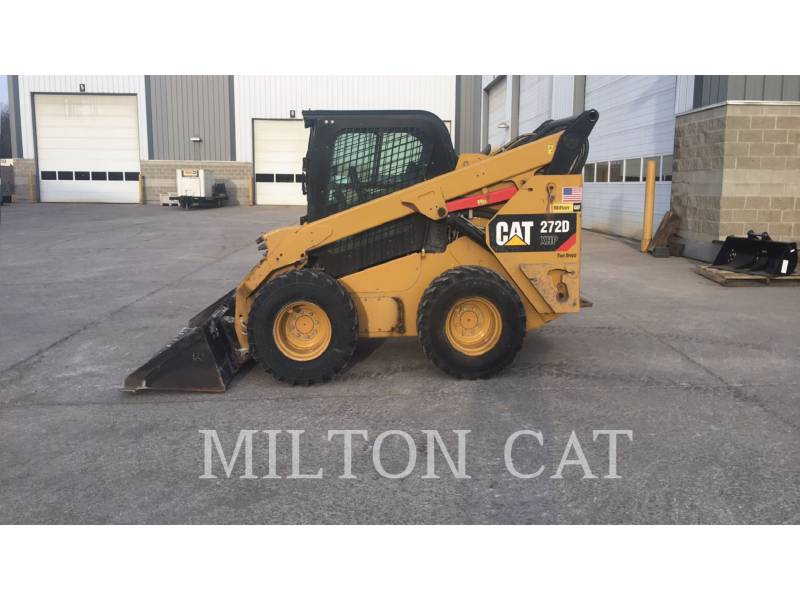 CATERPILLAR SKID STEER LOADERS 272D XHP equipment  photo 6