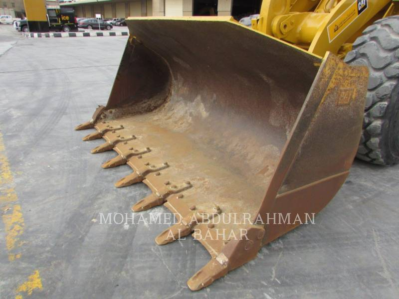 CATERPILLAR CARGADORES DE RUEDAS 966 H equipment  photo 9