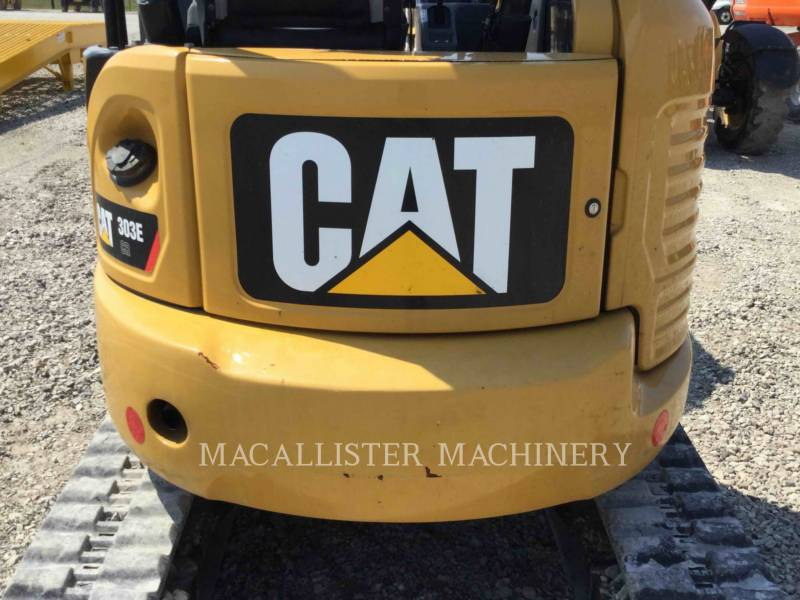 CATERPILLAR KETTEN-HYDRAULIKBAGGER 303ECR equipment  photo 5