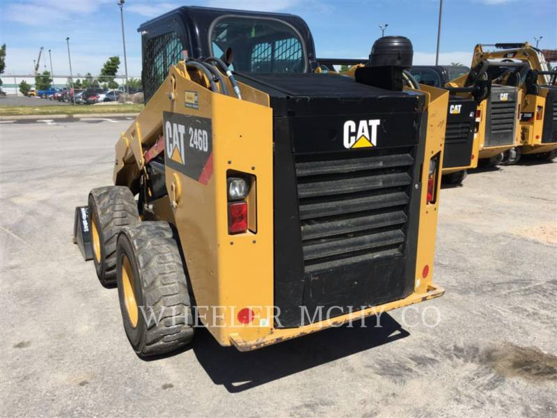 CATERPILLAR MINICARREGADEIRAS 246D C3-H2 equipment  photo 2