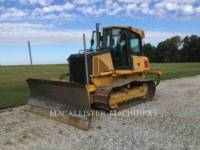 Equipment photo JOHN DEERE 700J KETTENDOZER 1