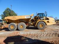 Equipment photo CATERPILLAR 740B TOMBEREAUX RIGIDES POUR MINES 1