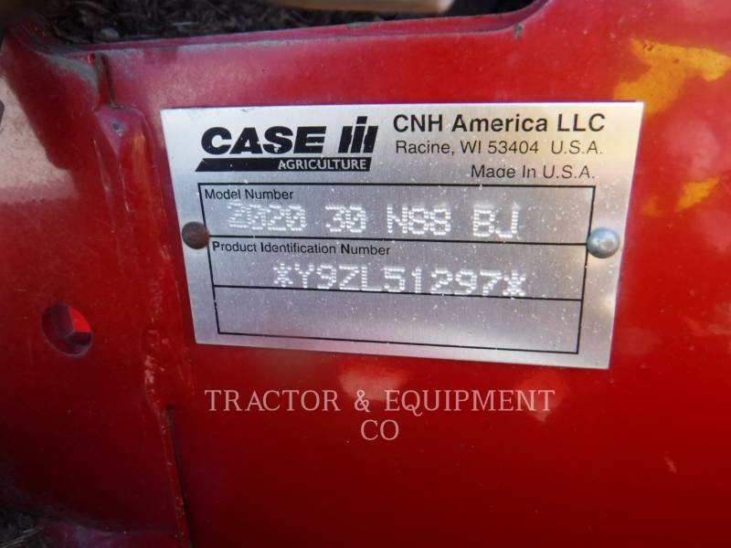 CASE COMBINES 7230 equipment  photo 2
