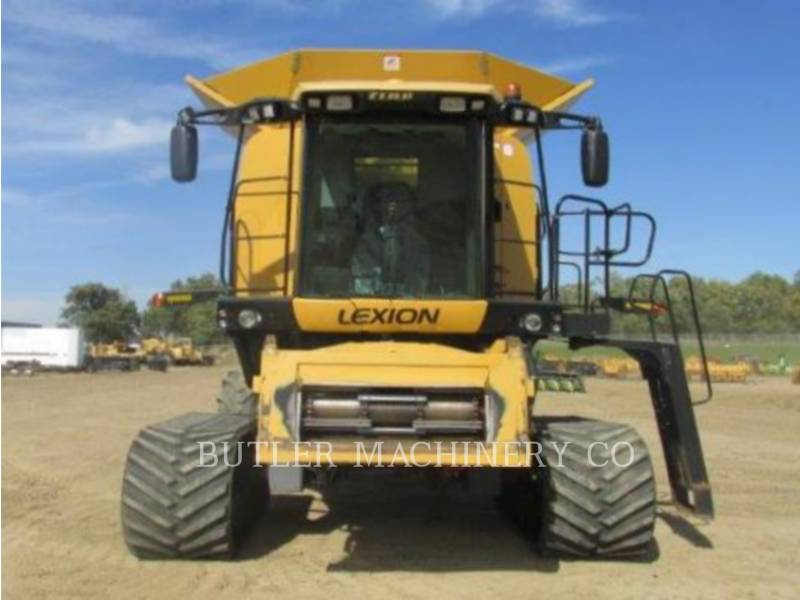 LEXION COMBINE COMBINES LEX 575R equipment  photo 2
