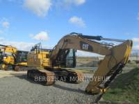 CATERPILLAR KETTEN-HYDRAULIKBAGGER 330F equipment  photo 5