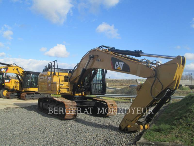 CATERPILLAR RUPSGRAAFMACHINES 330F equipment  photo 5