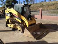CATERPILLAR PALE CINGOLATE MULTI TERRAIN 299D equipment  photo 1