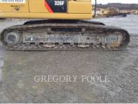 CATERPILLAR TRACK EXCAVATORS 326F L equipment  photo 18