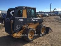 DEERE & CO. CHARGEURS COMPACTS RIGIDES 332D equipment  photo 3