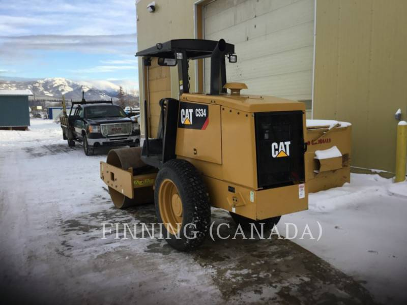 CATERPILLAR COMPACTORS CS34 equipment  photo 3