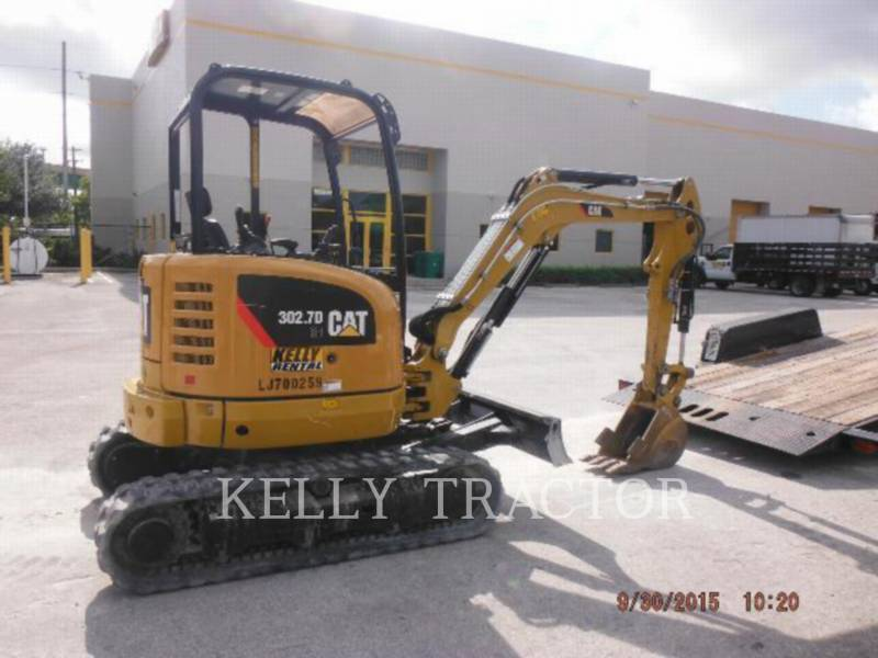 CATERPILLAR ESCAVADEIRAS 302.7DCR equipment  photo 5