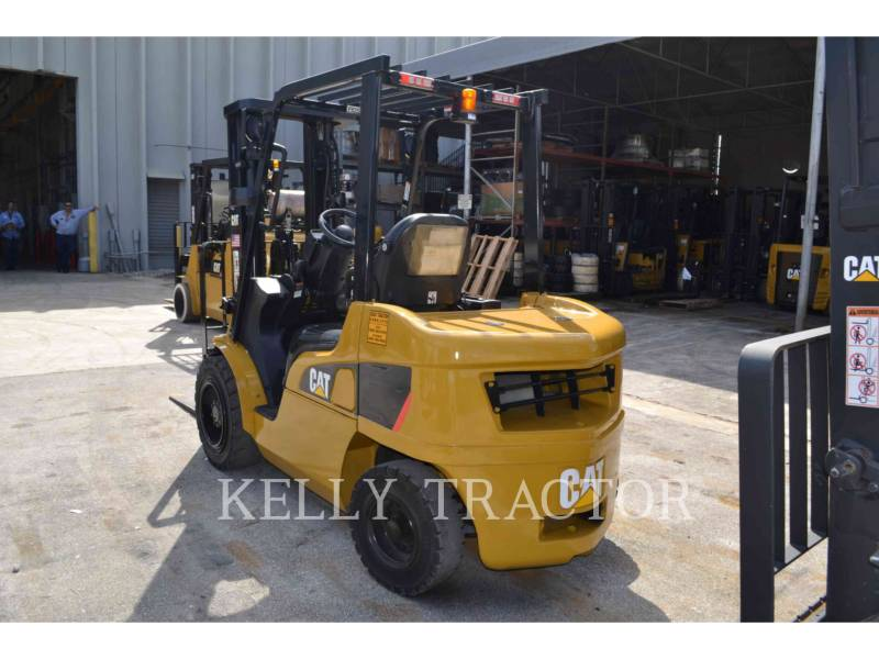 CATERPILLAR LIFT TRUCKS FORKLIFTS PD6000 equipment  photo 5