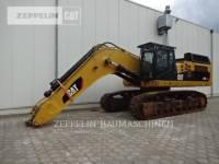 CATERPILLAR TRACK EXCAVATORS 374DL equipment  photo 1