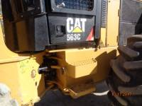CATERPILLAR FORESTRY - FELLER BUNCHERS - WHEEL 563C equipment  photo 17