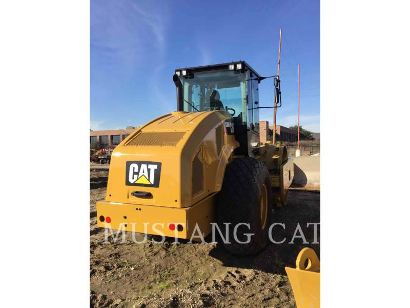 CATERPILLAR PAVIMENTADORA DE ASFALTO CS66B equipment  photo 4