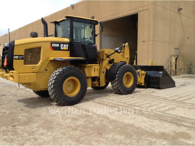 CATERPILLAR CARGADORES DE RUEDAS 926M FCHL equipment  photo 3