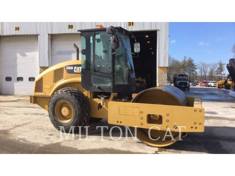 CATERPILLAR COMPACTORS CS66B equipment  photo 5