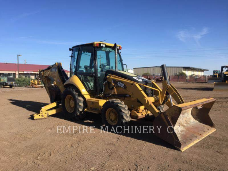 CATERPILLAR GRAAF-LAADCOMBINATIES 420EST equipment  photo 2