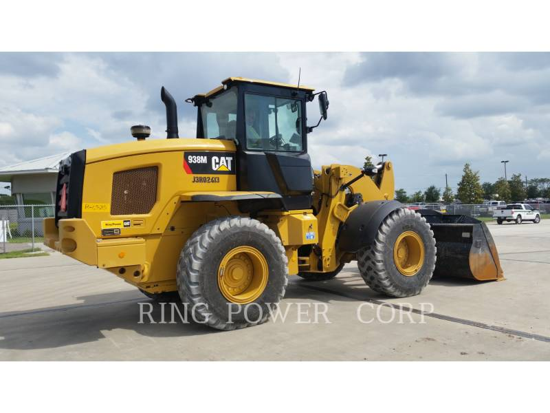 CATERPILLAR CARGADORES DE RUEDAS 938M3VQC equipment  photo 4