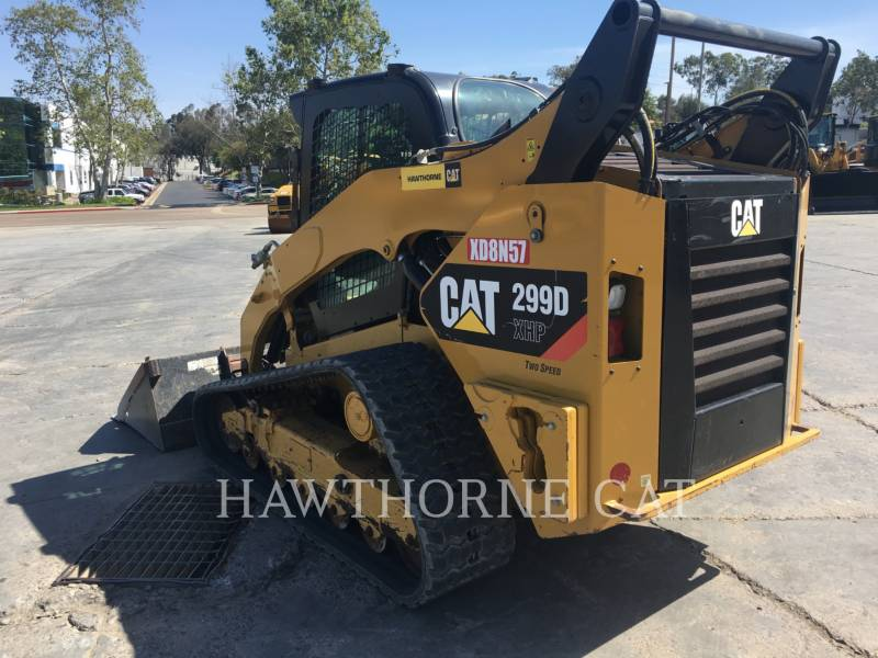 CATERPILLAR PALE CINGOLATE MULTI TERRAIN 299DXHP equipment  photo 3