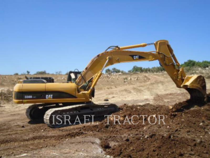 CATERPILLAR EXCAVADORAS DE CADENAS 330DL equipment  photo 10