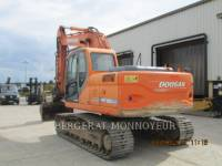 DOOSAN INFRACORE AMERICA CORP. PELLES SUR CHAINES DX180LC equipment  photo 5