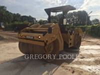 CATERPILLAR VIBRATORY DOUBLE DRUM ASPHALT CB-54 equipment  photo 4