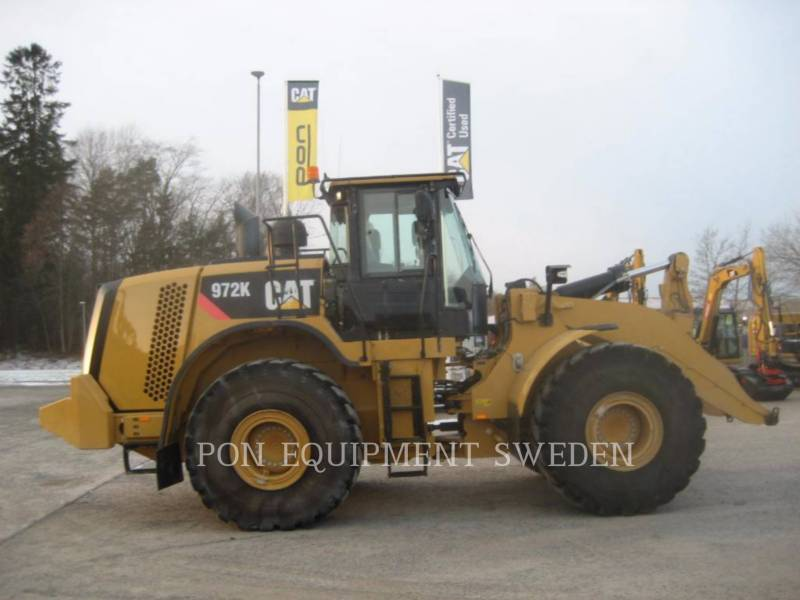 Caterpillar ÎNCĂRCĂTOARE PE ROŢI/PORTSCULE INTEGRATE 972 K equipment  photo 1