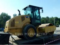 CATERPILLAR VIBRATORY SINGLE DRUM SMOOTH CS44B equipment  photo 3