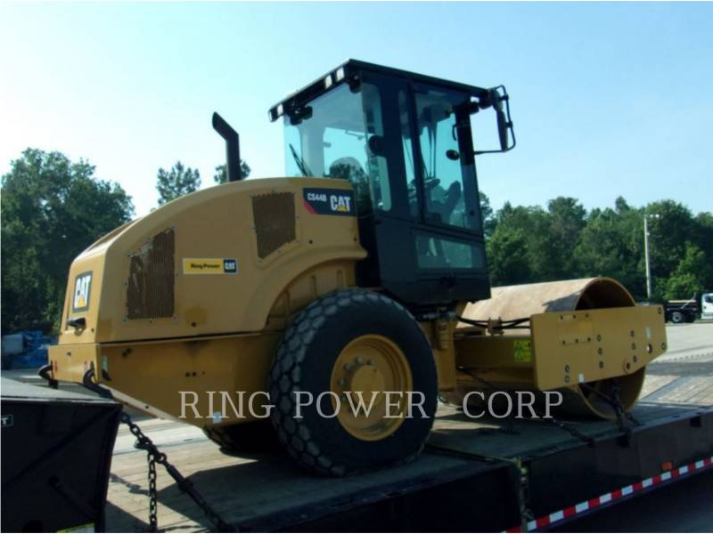 CATERPILLAR VIBRATORY DOUBLE DRUM ASPHALT CS44BCAB equipment  photo 3