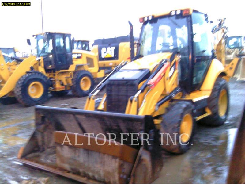 CATERPILLAR KOPARKO-ŁADOWARKI 420F IT equipment  photo 3