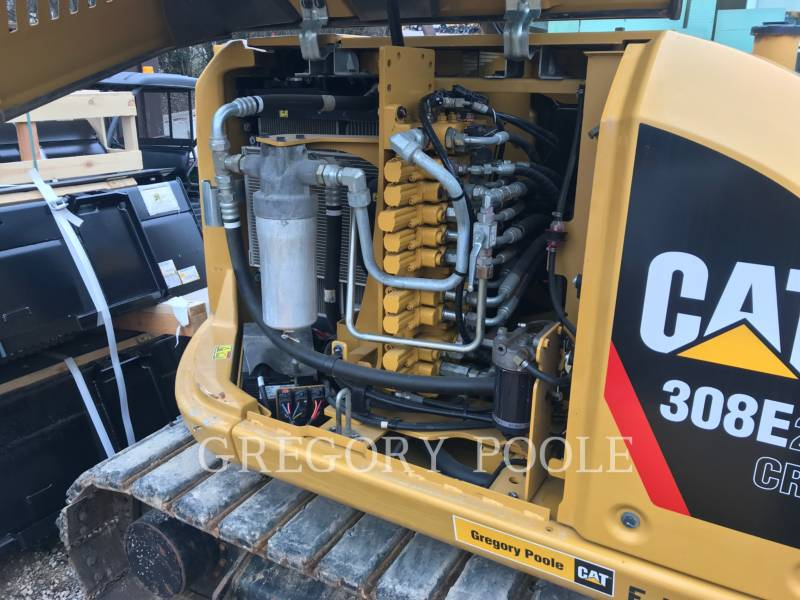 CATERPILLAR KETTEN-HYDRAULIKBAGGER 308E2 CR equipment  photo 10