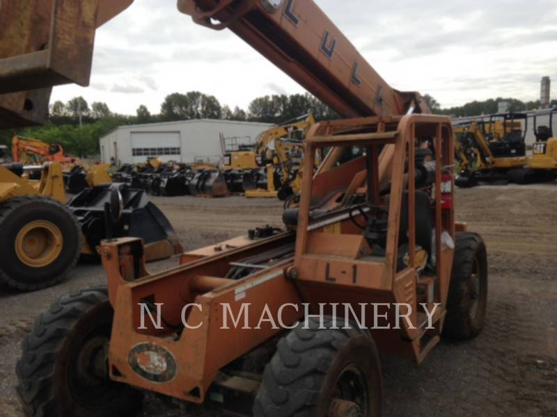 LULL SKID STEER LOADERS 844C-42 equipment  photo 4