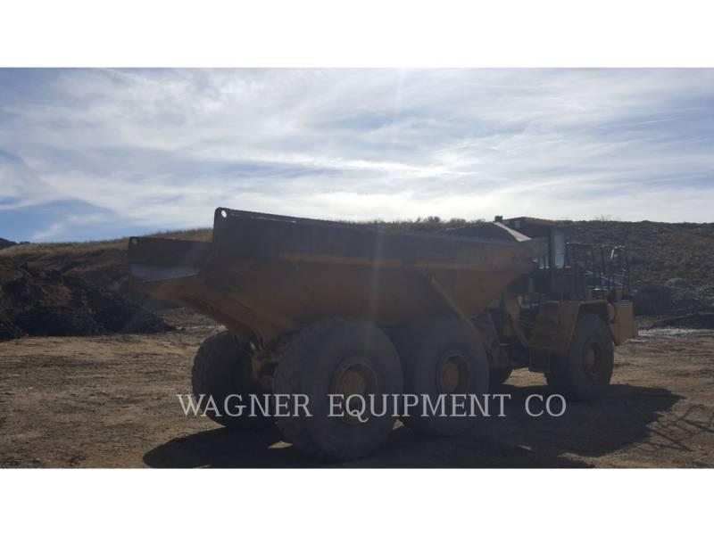 CATERPILLAR ARTICULATED TRUCKS D250E equipment  photo 3