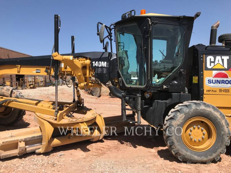 CATERPILLAR 平地机 140M2 AWD equipment  photo 3