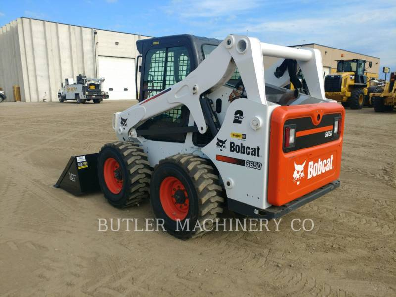 BOBCAT SKID STEER LOADERS S650 equipment  photo 3