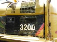 CATERPILLAR EXCAVADORAS DE CADENAS 320D equipment  photo 7