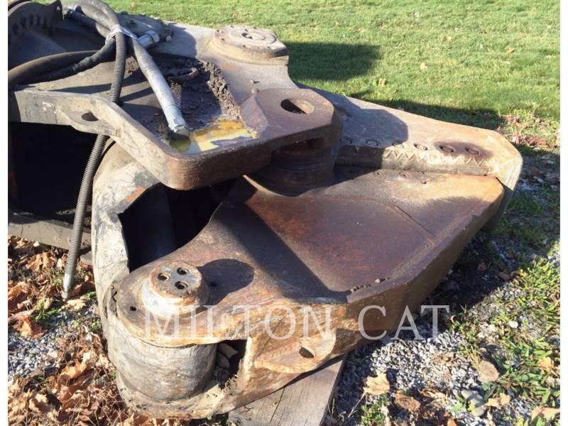 CATERPILLAR  MULTI-PROCESSOR  equipment  photo 2