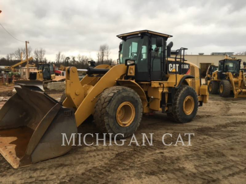 CATERPILLAR WHEEL LOADERS/INTEGRATED TOOLCARRIERS 950K S equipment  photo 1