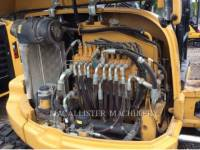 CATERPILLAR KETTEN-HYDRAULIKBAGGER 305.5E equipment  photo 9