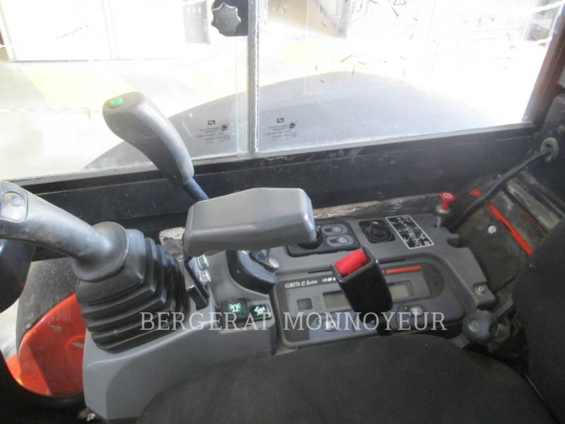 KUBOTA TRACTOR CORPORATION TRACK EXCAVATORS U35 equipment  photo 9