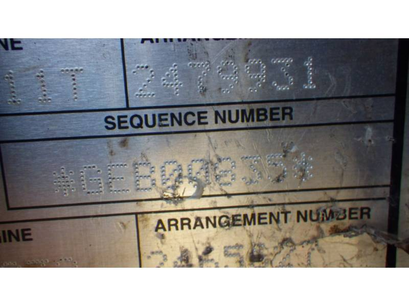 Caterpillar TRACTOARE CU ŞENILE D11T equipment  photo 12