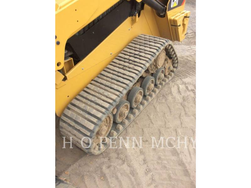 CATERPILLAR MULTI TERRAIN LOADERS 257 D equipment  photo 6