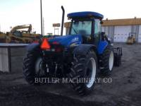 Equipment photo FORD / NEW HOLLAND TV6070 AG TRACTORS 1